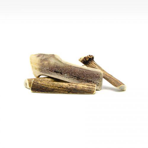 Cibo per cani, snack chew masticativo naturale di corna di cervo (Antlers Chew)