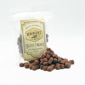Cibo per cani, blitz treats, snack naturali per premietti con bocconcini semiumidi
