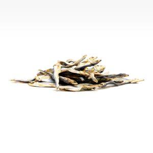 Cibo per cani Sprats Essiccati, snack naturali di pesce