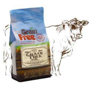 Cibo per cani Grain Free con angus, patate e carota
