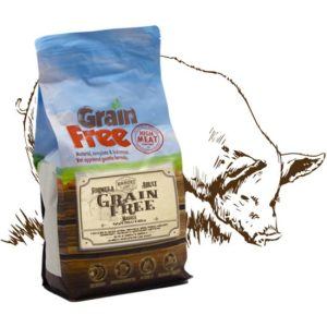 Cibo per Cani Grain Free con maiale patate mela